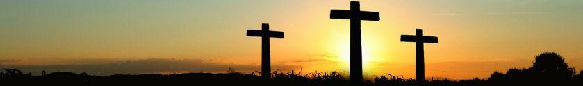 das Kreuz Christi - Gottes Liebe für kaputte Menschen - er starb für mich!