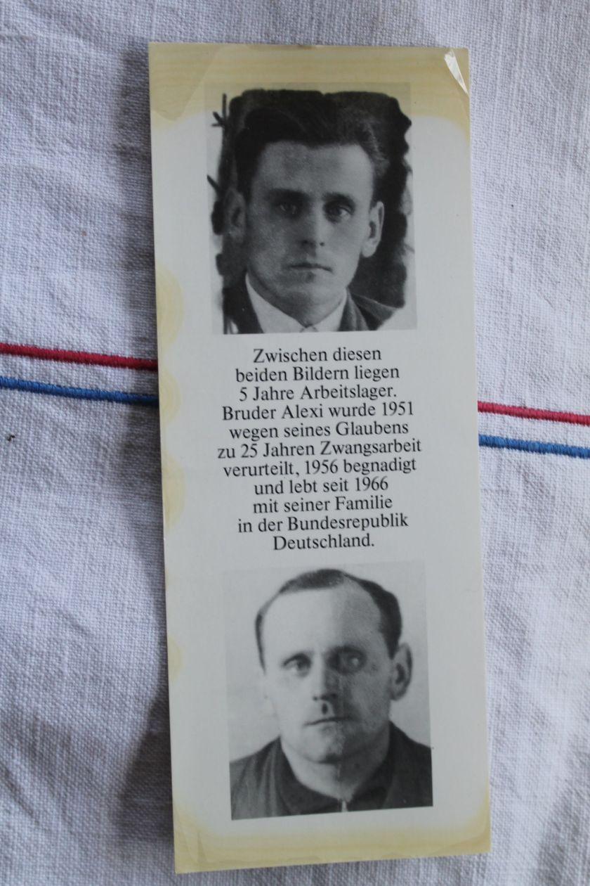 Arthur Gesswein trank den Kelch aus Gottes Hand