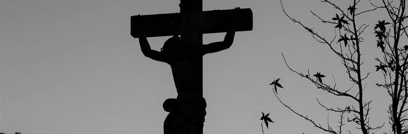 Jesus trug die Sünde der welt