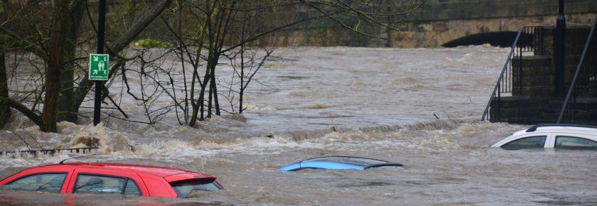 die Flut und die Schuld des Menschen - ist es der menschenverursachte Klimawandel?
